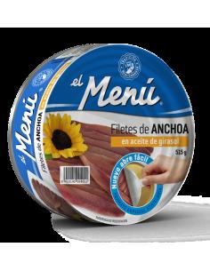 Filetes de Anchoa en Aceite...