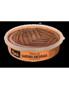 Filetes de Sardina Anchoada...